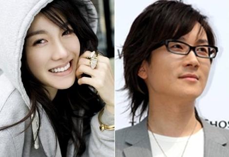 Diễn viên Lee Ji Ah và ca sĩ Seo Tai Ji. Ảnh: Mydaily/ fooyoh
