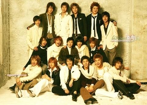 Những bài hát nổi tiếng của Super Junior - VnExpress Giải Trí