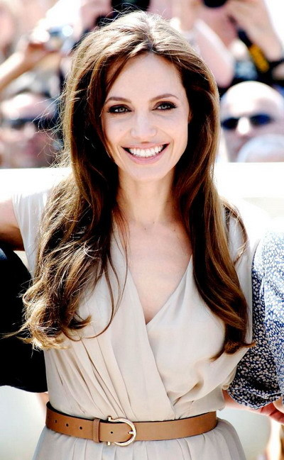 Angelina Jolie đang tràn đầy hy vọng với 'In The Land of Blood and Honey'. Ảnh: WEN.