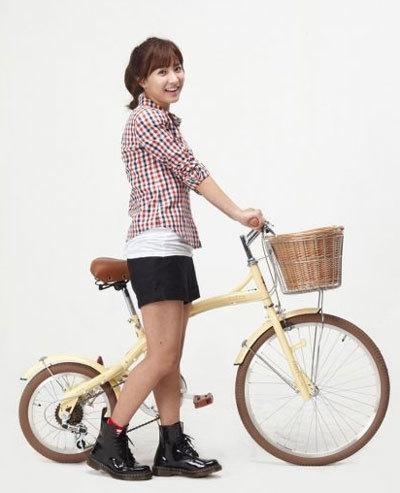 Kim So Eun trong tạo hình nhân vật Kwon Oh Bok.