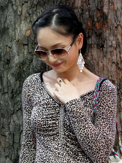 Nữ diễn viên chia sẻ, trong nhiều lần bạn trai người Brunei đến Việt Nam thăm cô, anh rất thích thú với các món ăn Việt Nam, nhất là phở và gỏi cuốn.