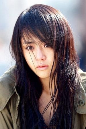 Moon Geun Young đột phá với hình tượng mới.