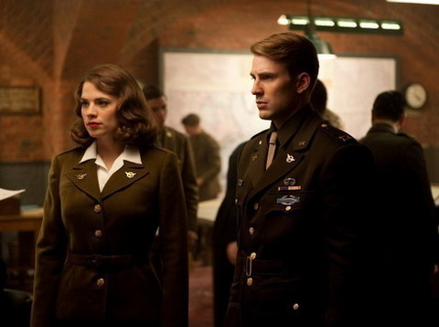 Một cảnh trong 'Captain America: The First Avenger'. Ảnh: Paramount.