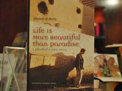 Trang bìa cuốn sách của al-Berry.