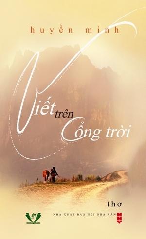 Tập thơ của Huyền Minh.