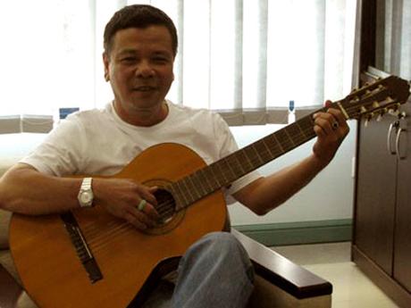 Nhạc sĩ Nguyễn Nam. Ảnh: S.T.