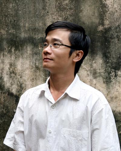 Nhà thơ Lê Thiếu Nhơn.