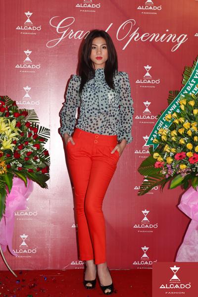 Kim Dung (Giải Đồng siêu mẫu Việt Nam 2010).