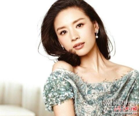 Nữ diễn viên Đổng Khiết.