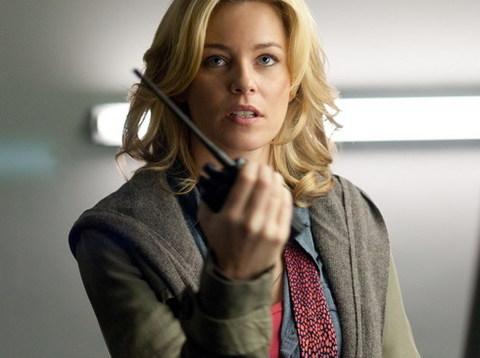 Elizabeth Banks đóng vai nữ cảnh sát Lydia Mercer. Ảnh: Summit.