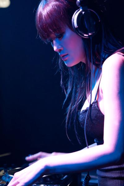 Mỹ Quyên là nữ DJ hàng đầu Việt Nam. Ảnh: S.T.