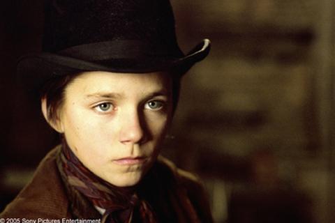 """""""Oliver Twist"""" là một bộ phim đầy cảm xúc."""