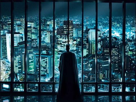 Thành phố Gotham của Christopher Nolan trong phim