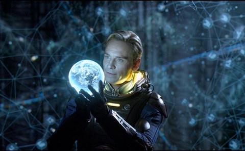 Michael Fassbender trong một cảnh phim