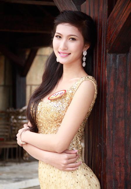 Nguyễn Thị Tuyết Ngọc, sinh viên Nhạc viện TP HCM