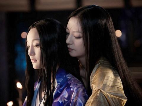 Châu Tấn và Triệu Vy tiếp tục sánh vai trong