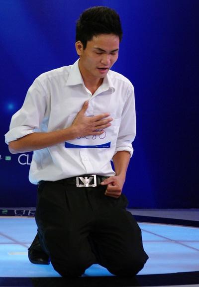 Nguyễn Hồng Quang. Ảnh: H.T.