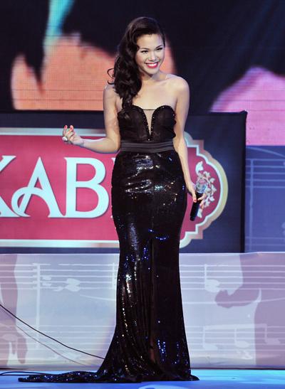 Phương Vy Idol - đại diện của Việt Nam.