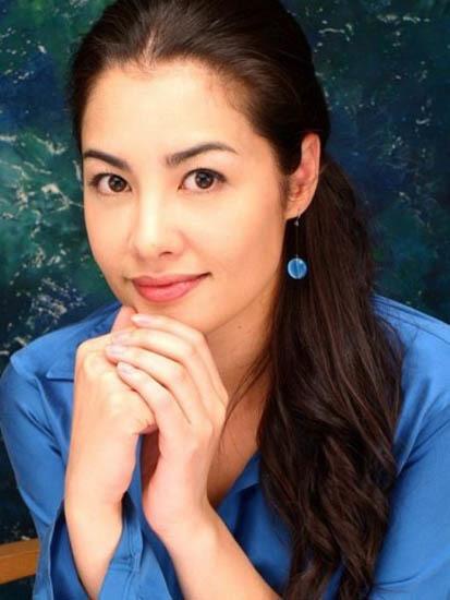Nữ diễn viên Hàn Quốc Kim Soo Jin.