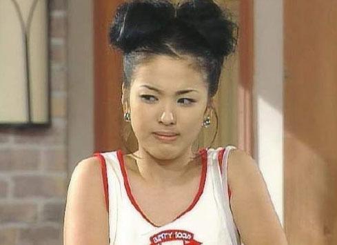 Song Hye Kyo thời đóng phim Bệnh viện phụ sản Soonpoong.