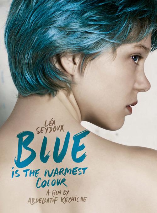 """""""Blue is the Warmest Colour"""" - chủ nhân của Cành Cọ Vàng tại LHP Cannes lần thứ 66."""