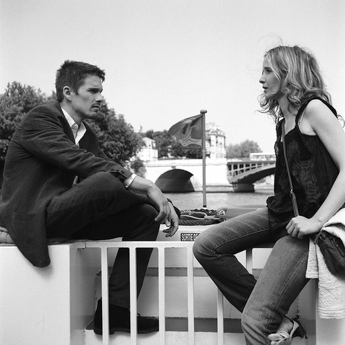 Paris hoa lệ là bối cảnh của phần hai câu chuyện tình giữa Jesse và Celine.