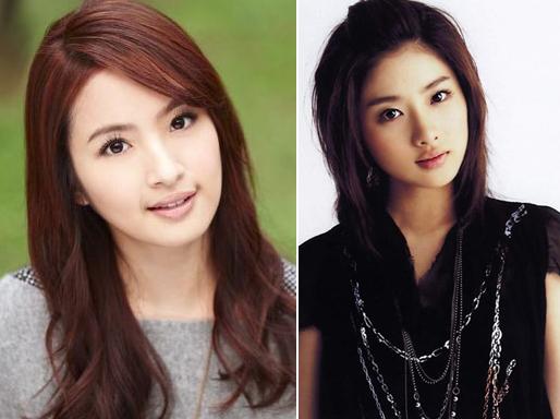 Lâm Y Thần và Satomi Ishihara.