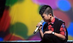 Quang Anh The Voice Kids làm mới ca khúc của Hà Trần
