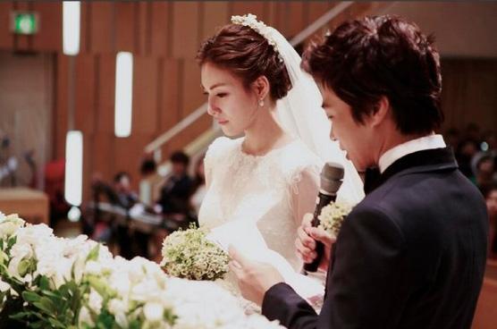 Kim Jung Hwa 30 tuổi, chồng hơn cpp