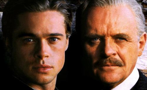 Brad Pitt trong vai người con thứ Tristan và Anthony Hopkins trong vai Đại tá Ludlow.