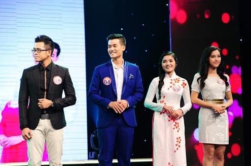Tối 20/9, 8 thí sinh xuất sắc nhất cuộc thi Người dẫn chương trình năm 2013 đã bước vào đêm thi chung kết đầu tiên.
