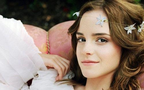 Emma Watson được nhiều người yêu mến vì vẻ đẹp