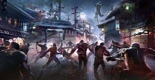 Cảnh Wolverine đứng giữa hàng tá ninja hiểm ác là một trong những cảnh được biết đến nhiều nhất trong phim.