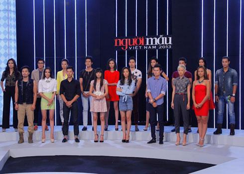 Chưa có thí sinh bị loại ở tập thứ hai.