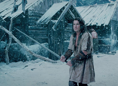 Nam diễn viên Dominic Purcell trong vai Eirick. Dominic Purcell