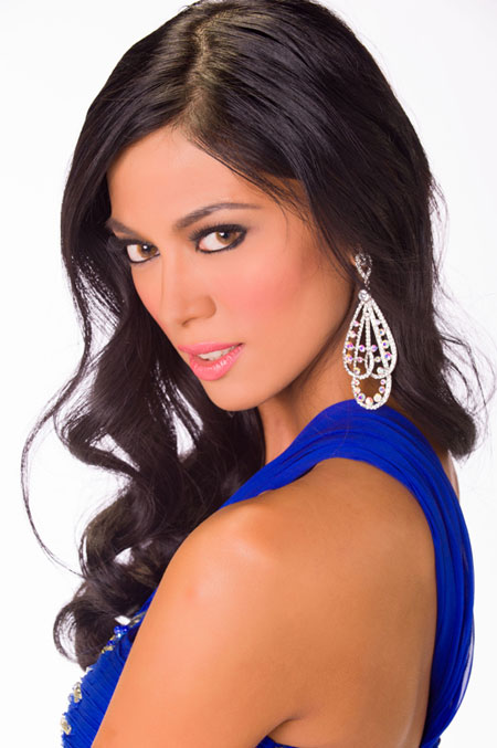 Miss Philippines - Ariella Arida.