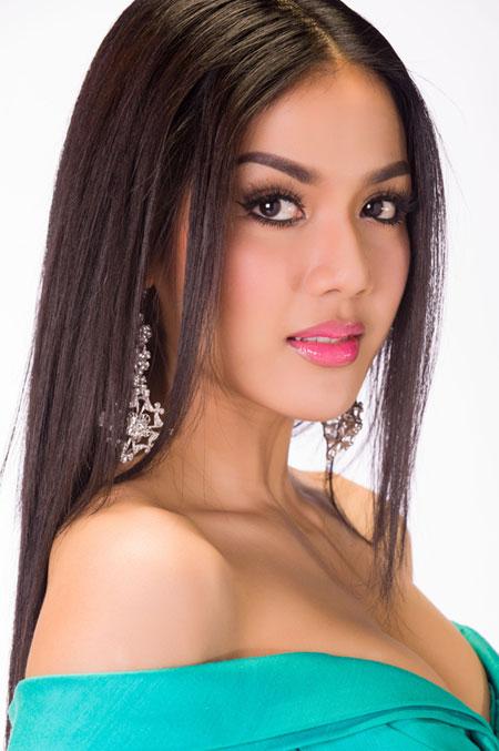 Miss Thái Lan - Chalita Yaemwannang.