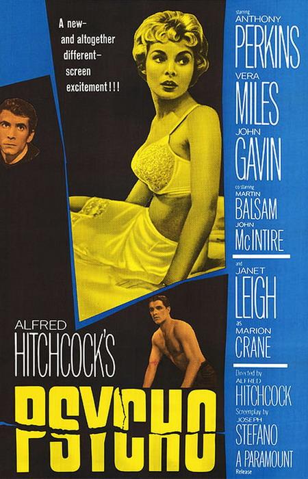 """""""Psycho"""" là bộ phim yêu thích của nhiều khán giả ưa chuộng dòng phim kinh dị, ly kỳ."""