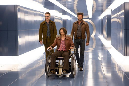 """""""X-Men: Days of Future Past"""" là một trong những bom tấn được chờ đợi nhất của năm sau. Ảnh: Fox."""