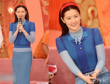 """Nét duyên dáng, thanh lịch của """"Nàng Dae Jang Geum""""."""