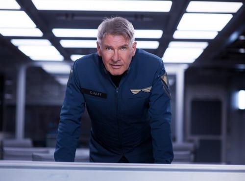 Harrison Ford trong một cảnh phim