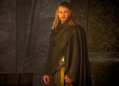 Tài tử Chris Hemsworth tiếp tục đảm nhận vai Thor. Ảnh: Marvel.