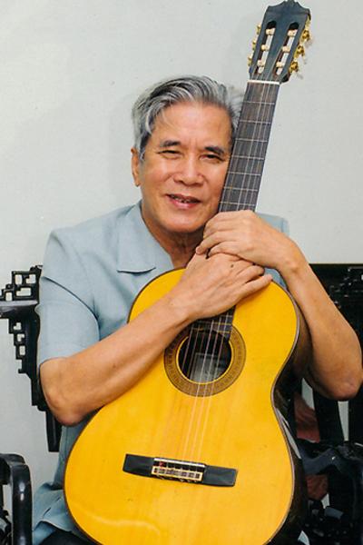 Nhạc sĩ Trần Hoàn.