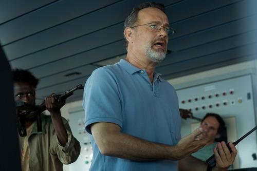 """Tom Hanks được dự đoán sẽ giành tượng vàng Oscar thứ ba trong sự nghiệp với vai diễn đầy xúc động trong """"Captain Phillips""""."""