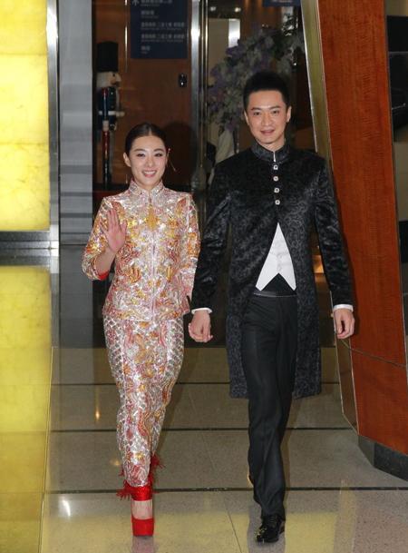 Đám cưới nữ diễn viên Lưu Tuyền (Liu Xuan)