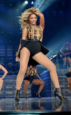 Nữ ca sĩ Beyonce. Ảnh: WireImage.