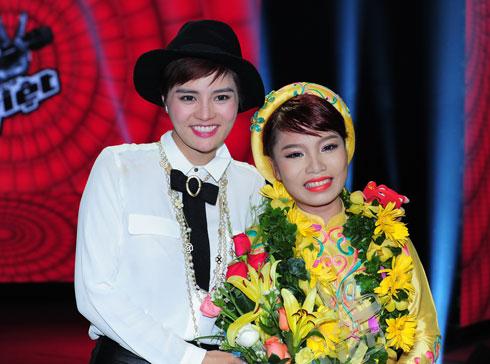 Tại đêm chung kết cuộc thi Giọng hát Việt 2013, khán giả đã dành số phiếu ủng hộ Thảo My đoạt giải quán quân năm nay. Chương trình diễn ra từ hơn 21h tối 15/12, trực tiếp trên kênh VTV3.