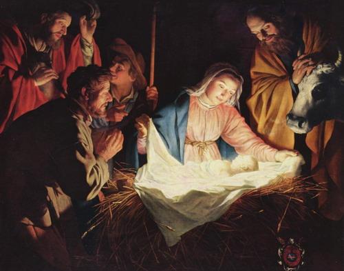 """""""Silent Night"""" gắn với nhiều giai thoại về ngày Chúa sinh ra đời."""