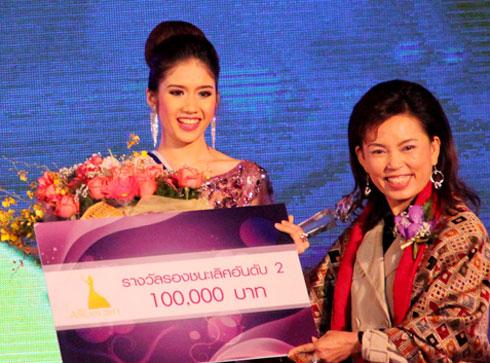 Đêm chung kết Hoa hậu Đông Nam Á 2013 diễn ra vào ngày 21/12 tại Thái Lan.
