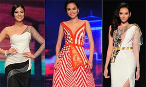 Những thiết kế ấn tượng của top 3 Fashion Star